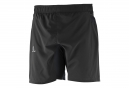 SALOMON Short 2-en-1 FAST WING Noir