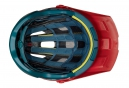 Casco Mavic Crossmax Pro Bleu / Rouge