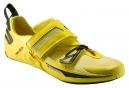 MAVIC Paire de Chaussures Triathlon TRI HELIUM Jaune Noir