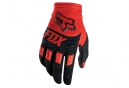 FOX Paire de gants DIRTPAW RACE Rouge Noir