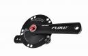 ROTOR Pédalier FLOW AERO Entraxe 110mm (sans boitier)