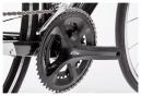 Vélo de Route Cube Attain GTC Shimano 105 11V 2016 Noir