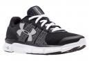 Chaussures de Running Femme Under Armour MICRO G SPEED SWIFT Noir / Blanc