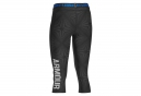 UNDER ARMOUR Collant 3/4 HEATGEAR COOLSWITCH Noir Femme
