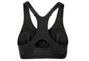 ODLO HIGH FRONT CLOSURE Bra Black