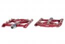 HT Pédales Plates AE05 Rouge