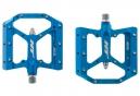 HT Pédales Plates AE05 Bleu