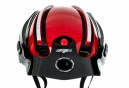Urge Endur-O-Matic 2 Casco Negro Rojo