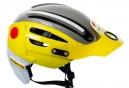 Urge Endur-O-Matic 2 Helmet Yellow Grey