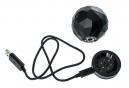 360 FLY HD Caméra Panoramique Noir