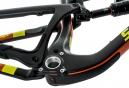 SANTA CRUZ 2016 Frame Nomad 3 Carbon 27.5'' Monarch Plus RC3 Shock Black/Orange