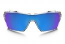 Lunettes Oakley TURBINE ROTOR Translucide Bleu