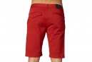 FOX Short SELECTER CHINO Rouge