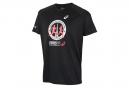 ASICS T-Shirt Technique Schneider Marathon de Paris Noir