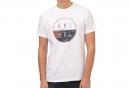 ANIMAL T-Shirt LAMARY Blanc