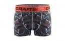 CRAFT Boxer Homme GREATNESS 3'' Motif Orange