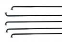 AMERICAN CLASSIC Kit de 10 rayons 290 mm RACE 29'' Avant