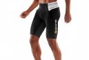 Cuissard Triathlon SKINS TRI400 Homme Noir Blanc