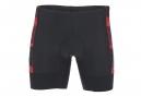 ZOOT Short de Triathlon PERFORMANCE TRI 7'' Noir Rouge
