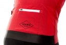 Maillot Manches Courtes ISANO LITTLE DOT Rouge