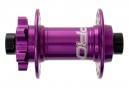 HOPE Moyeu Avant PRO 4 EVO BOOST 110X15mm 32 Trous Violet