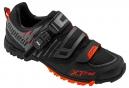 Chaussures VTT SUPLEST X.1 TRAIL Noir Rouge