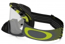 Masque OAKLEY O2 MX Gris - Transparent Réf OO7068-03