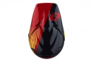 Casco Integral One industries ATOM PHANTOM Noir / Jaune / Rouge
