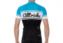 Maillot Manches Courtes ALLTRICKS CLASSIC By ISANO 2016 Noir Bleu