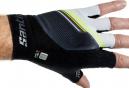 Paire de Gants SANTINI UCI Noir Blanc