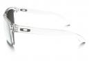 Lunettes Oakley HOLBROOK Translucide Argent
