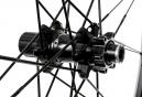 Paire de Roues CRANKBROTHERS OPIUM DH 27.5 Av 20mm Ar 12x150mm Noir