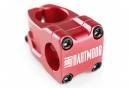 Attacco manubrio DARTMOOR FURY V2 45 mm Rosso