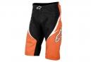 Short ALPINESTARS SIGHT Orange Noir