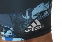 Cuissard Running ADIDAS TECHFIT BASE Bleu Noir