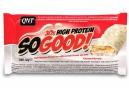 QNT Barre Hyperprotéinée SO GOOD Chocolat Blanc Caramel 60gr