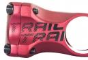 DARTMOOR TRAIL V2 MTB Stem 31.8mm Red