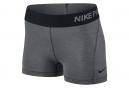Short de compression Femme Nike Pro Cool 7,5cm Gris