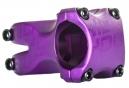 DARTMOOR TRAIL V2 MTB Stem 31.8mm Purple
