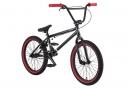 BMX Freestyle PREMIUM STRAY 20.5´´ Noir Rouge