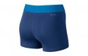 NIKE Short PRO 7,5cm COOL COMPRESSION Bleu Femme