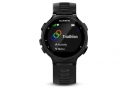 Garmin Forerunner 735 Running Watch TRI Pack Negro / Gris