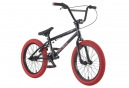 BMX Freestyle HARO DOWNTOWN 18´´ 2016 Noir