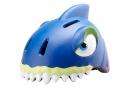 CRAZY SAFETY 2016 Casque Enfant Requin Bleu (49-55) 3 à 6 ans