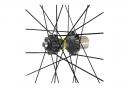 Paire de Roues VTT MAVIC XA Elite 29´´ Noir Axe 15mm - 9mm Av | 142x12mm - 135x9mm Ar | Sram/Shimano | Quest Pro 2.35