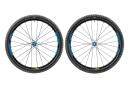 Paire de Roues VTT MAVIC XA Elite 29'' Bleu Axes BOOST 15x110mm Av | 148x12mm Ar | Sram XD | Quest Pro 2.35