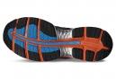 Chaussures de Running Asics NIMBUS 18 Noir / Bleu / Orange