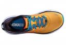 Chaussures de Running Hoka One One CLIFTON 3 Bleu / Orange