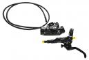 Freno de Disco Delantero Shimano Deore XT M8000 - Pastillas Aleta de Radiador Resina J-Kit