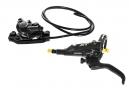 Freno delantero Shimano XT BR-M8000 orgánico (sin disco) J-Kit Negro